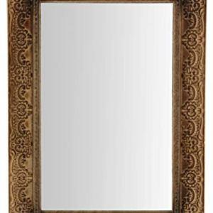 mygoodbuy24  Specchio da Parete in Legno Stile Vintage 38 x 27 cm