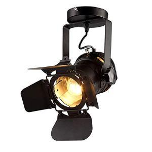 Hobaca 220V E27 L31  W17  H35 cm loft soffitto Spot LED faro quadro lampade da soffitto lampada casa illuminazione 48