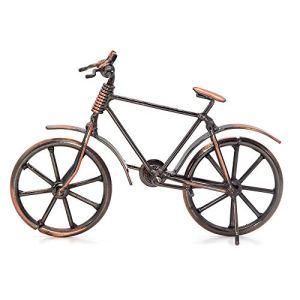 Simon Lee Woodham Scultura in Metallo Vintage Ornamento Decorazione Bicicletta Ornamento per Biciclette in Metallo Arte del Metallo Ornamenti per Biciclette Bambini Giocattoli Regali