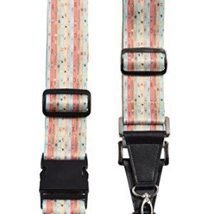 Wishbone London  Cinghia per valigie  multicolore Mulitple