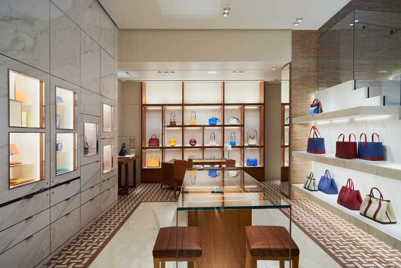 Hermes roma Concept store RDAI