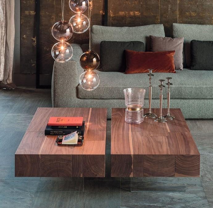 Che salotto sarebbe senza un tavolino da divano? Tavolini Salotto Moderni E Di Design Per Una Casa Chic Arredare Moderno