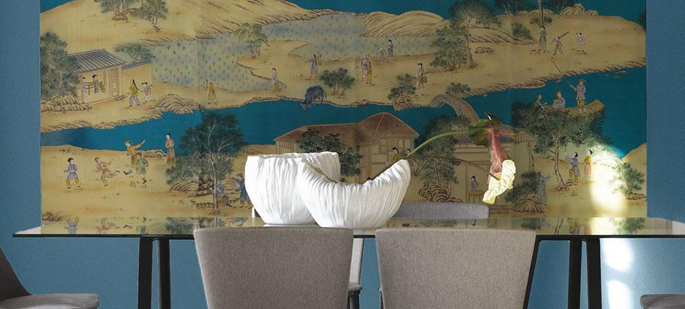 Arredamento tavolo rustico, casali moderni, stile per casali di campagna,. Soprammobili Moderni Per Un Soggiorno Design Arredare Moderno