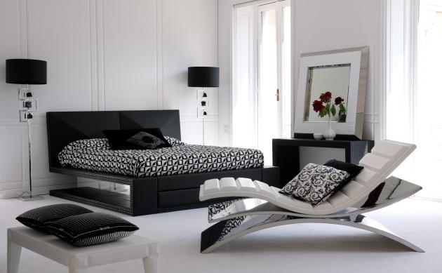 Mobili per camera da letto e soggiorno. Camera Da Letto Poltrona O Sedia Arredativo Design Magazine