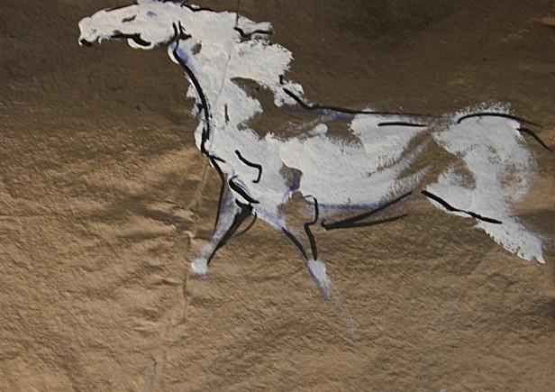 Bozzetto cavallo_Carlo Mo
