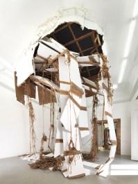 Thomas Hirschhorn - Galleria Alfonso Artiaco - 04/2013