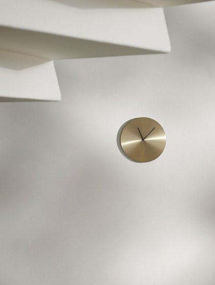 Metal Wall Clock di Norm.Architect