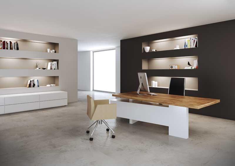 Avere una buona scrivania comoda e confortevole diventa quindi davvero importante per poter lavorare al meglio. Scrivanie Moderne L Armonia Tra Eleganza E Benessere Arredativo Design Magazine