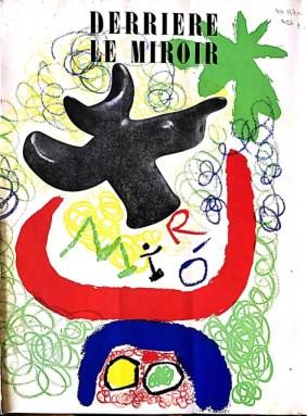 05_Fascicolo 29-30 di Derriere le miroir, con 2 litografie originali di Miro', 1965_1