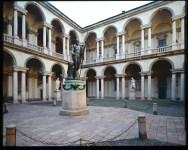 Pinacoteca_ cortile-brera
