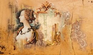 Adriana Glaviano_Dama con specchio