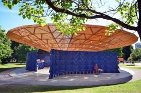 2017 Serpentine Pavilion_ credit: Photo by George Rex