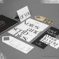 Haymarket Brand identity by 25AH Design Studio