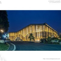 Impression Nanxi River Multifunctional hall by Ting Wang