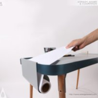 Modular Desk Design Table by Yuanyuan Yang