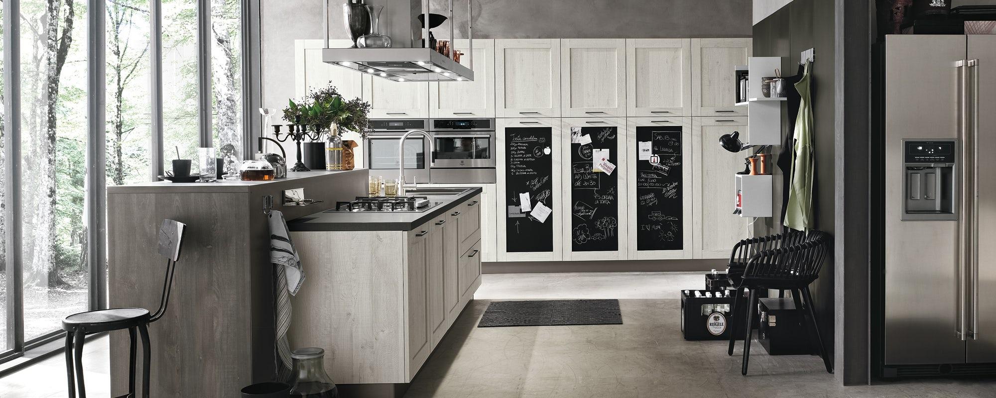 Se si sceglie una cucina soggiorno, ci sono anche notevoli vantaggi dal punto di vista pratico. Open Space 7 Idee Per Dividere Cucina E Soggiorno Arredi Alvaro