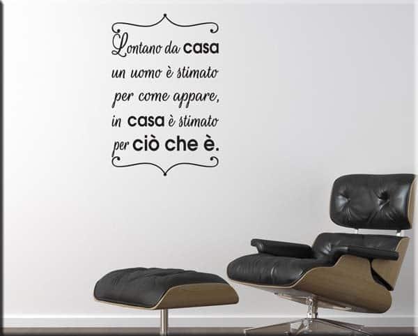 Adesivo da parete in vinile con frase in italianose puoi sognarlo puoi farlo adesivi murali frasi in italiano citazione, decorazione da parete. Adesivi Murali Frasi