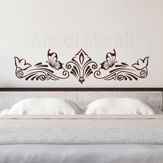 adesivi murali per la camera da letto (101 articoli) adesivi murali allegri, divertenti e anche eleganti per abbellire la stanza da letto e per accompagnarti in un sonno tranquillo. Wall Stickers Per Testata Letto Adesivi Murali Per Camera Matrimoniale