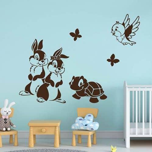 Arreda stickers, adesivi nelle camerette per bambini: Children S Bedroom Girl Decor Decals Stickers Vinyl Art Adesivi Murali Adesivo In Vinile Trono Di Spade Stark Wall Stickers Da Parete Home Garden
