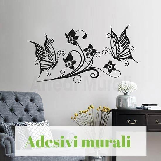 Decorazione murale da poter comprare direttamente online, 110x120 cm. Decorazioni Da Parete Adesivi Murali Quadri Moderni Idee Shabby