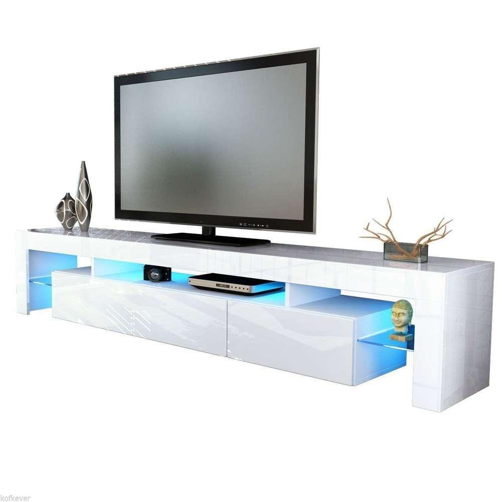 Scegli i nostri mobili porta tv ideali per il soggiorno con ripiani e cassetti per tenere in ordine i tuoi film, i videogiochi e persino le console. Porta Tv Vivaldi Mobile Bianco Con Led Rgb Per Soggiorno Moderno