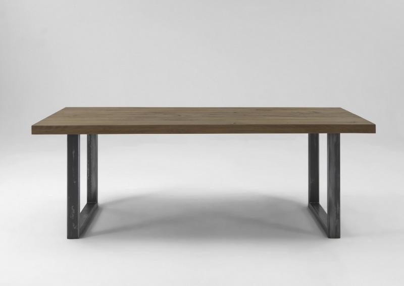Tavolo in legno grezzo moderno. Tavolo Da Pranzo Italia Tavolo Design Moderno In Legno Massiccio