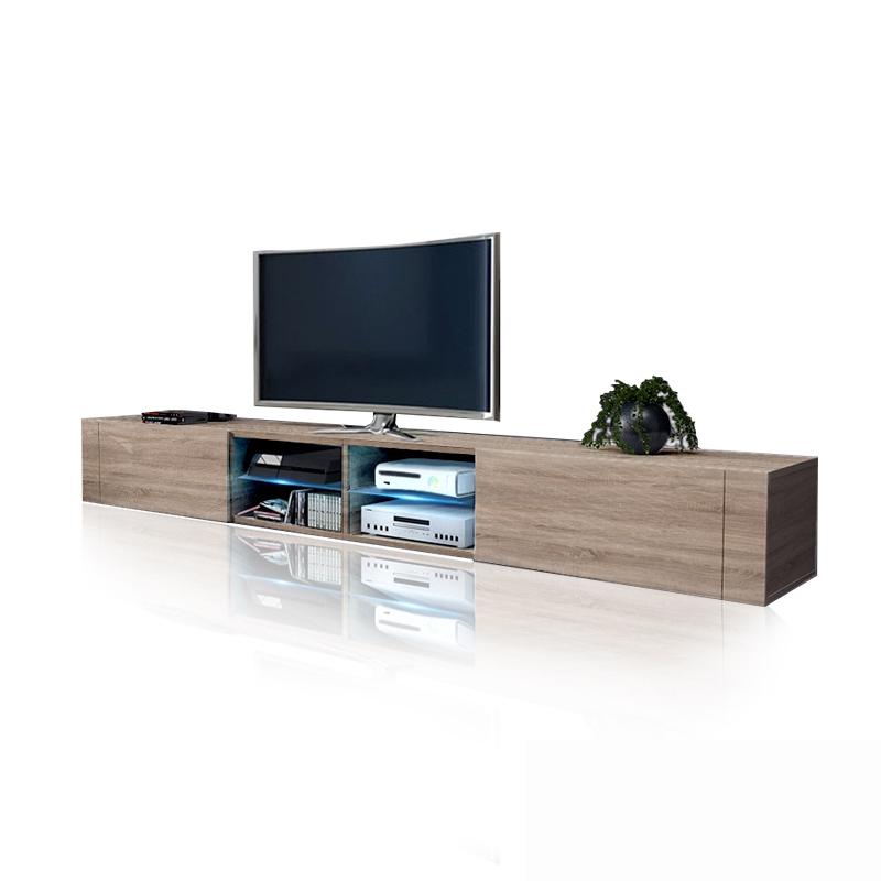 Mobili tv al miglior prezzo. Mobile Soggiorno Tokyo 2 0 Porta Tv Moderno Con Led 200 Cm