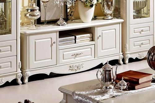 I mobili per ingresso classici rendono caldo e confortevole l'ambiente qualunque sia la sua dimensione: Mobili Classici Avorio Per Casa In Legno Arrediorg It