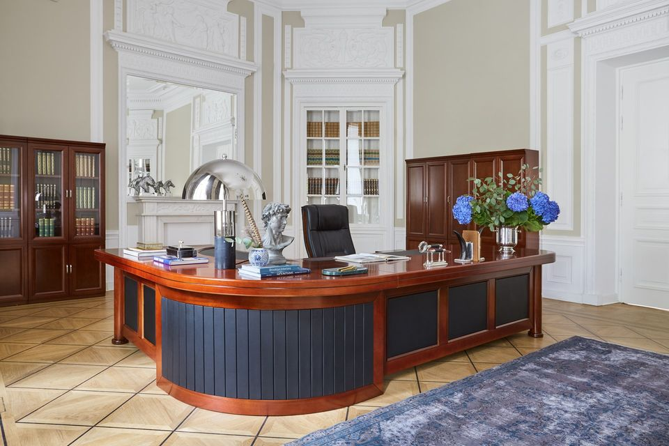 Con altezza di 100 cm. Mobili Per Ufficio Stile Classico E Moderno Esclusivi Arrediorg It