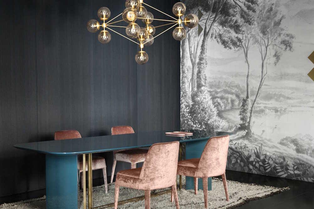 Wall & decò fa parte del gruppo svedese wallvision, produttore e distributore di carte da parati di fascia premium, creando soluzioni per il rivestimento murale. Wall Deco Arredo Design Ch