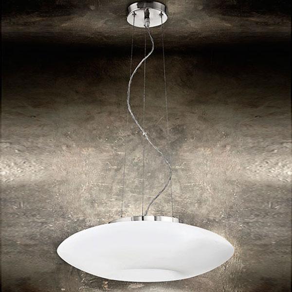 Bianco Finito Moderna Illuminazione Lampadario Per Soggiorno