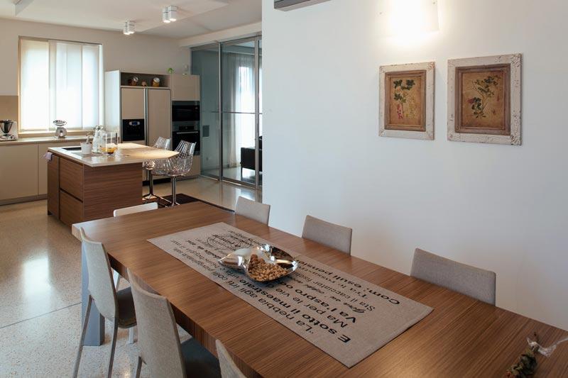 Abitazione verdellino progettazione interni arredolinea for Interni abitazioni