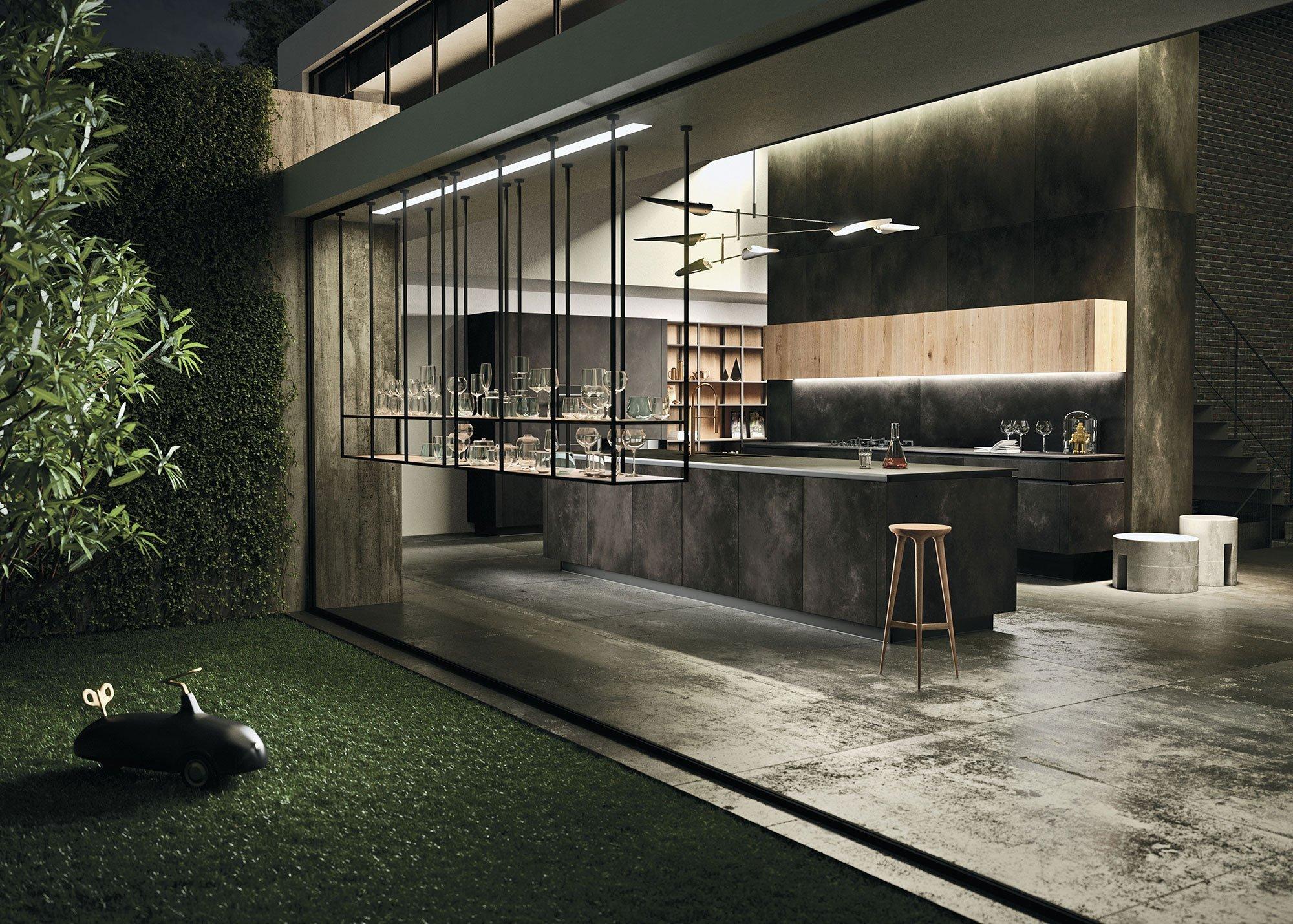 cucine-design-moderne-way-materia-snaidero-5   Arredolinea