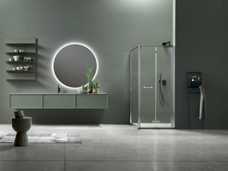 Mobili Bagno Freestanding : Mobili bagno il design sospeso fa tendenza arredosalaria
