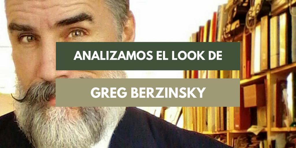 greg berzinsky barba y pelo