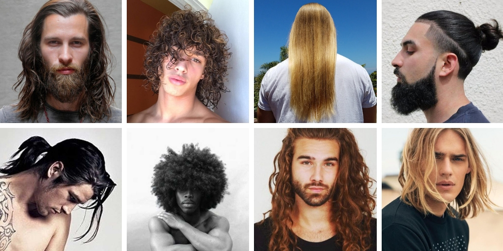 cortes de pelo largo para hombre