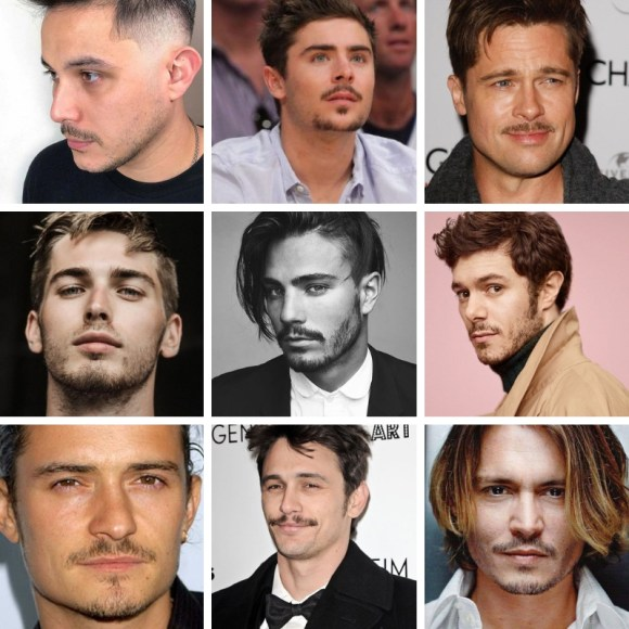 tendencias para la barba adolescente
