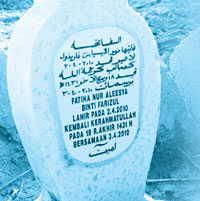 Penyematan Gelar 'Almarhum'