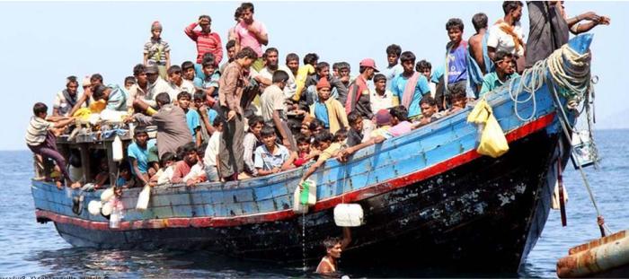 arrisalahnet Menolong Rohingya, Bukti Kita Manusia