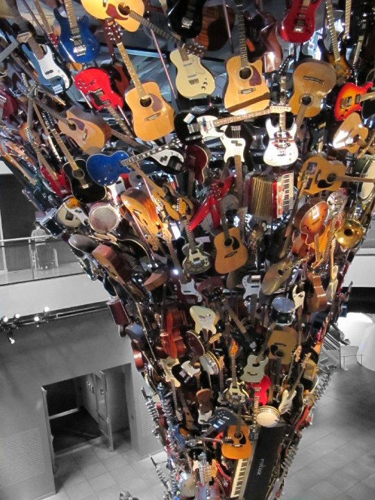 Experience Music Project, Seattle WA