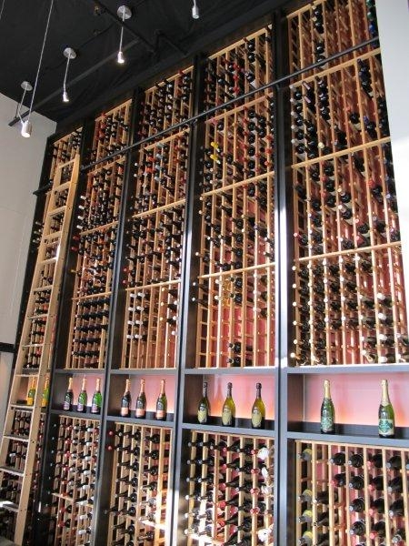 Local Vine wine selection, Seattle WA