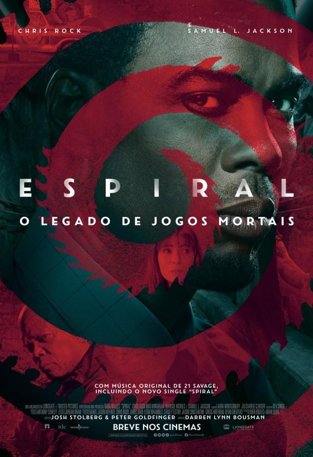 Espiral: O Legado de Jogos Mortais - Poster
