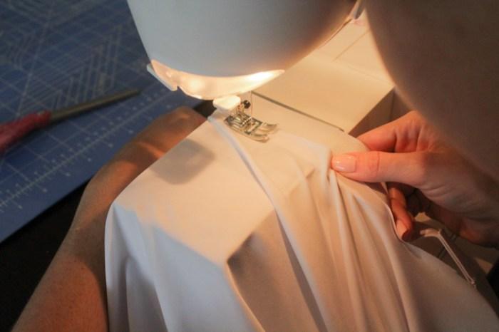 DIY Tulle Skirt-4