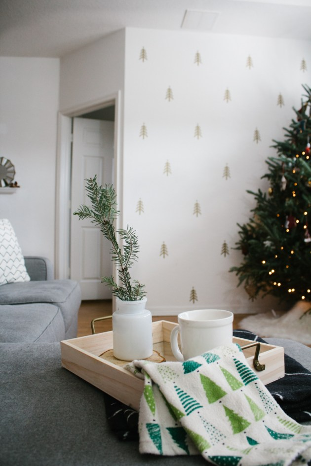 Mini Christmas Home Tour