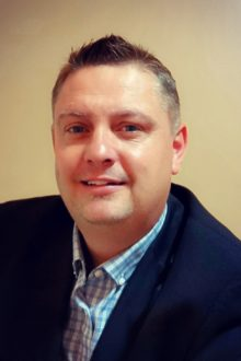 Brandon Laurie - General Sales Manager