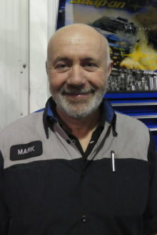 Mark Adams - Technician