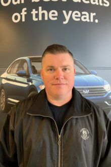 Colin Janisch - Parts Advisor