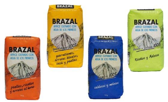 Lote de arroz tradicional - Arroz Brazal