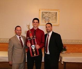 Danny J. McDonald Award Erik Aikey