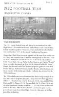 1932 AHS Football Team